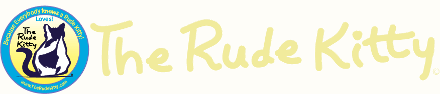 The Rude Kitty Store!