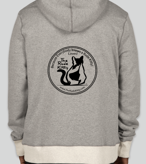sweatshirts the rude kitty